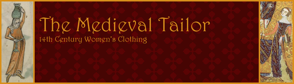 Kirtles – 2 Pattern | The Medieval Tailor