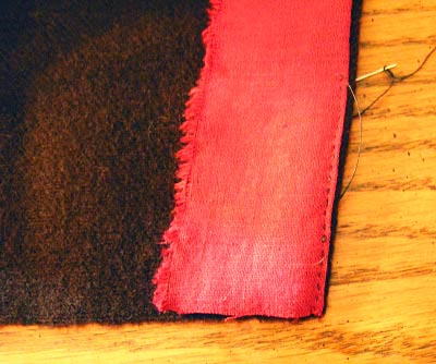 Kirtles – 3 Lacing | The Medieval Tailor