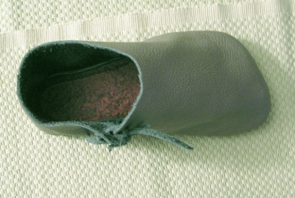 Medieval Turn Shoes - The Medieval Tailor